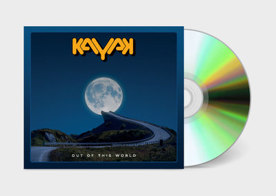 Kayak - Out of this World [CD]