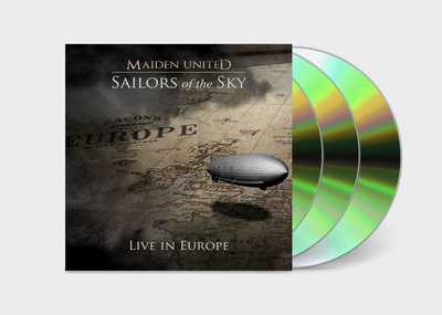 Maiden uniteD - Sailors of the Sky - Live in Europe